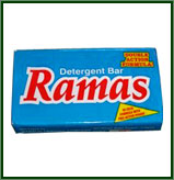 Ramas Cleaning Detergent Cake